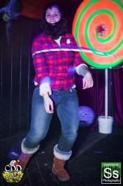 OddCake Presents - Halloween is October 31st (2012) @ KungFu Necktie, Philly 0176