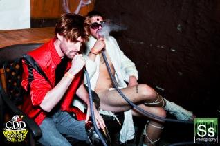 OddCake Presents - Halloween is October 31st (2012) @ KungFu Necktie, Philly 0182