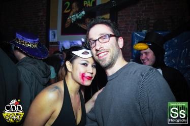 OddCake Presents - Halloween is October 31st (2012) @ KungFu Necktie, Philly 0189