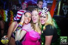 OddCake Presents - Halloween is October 31st (2012) @ KungFu Necktie, Philly 0193