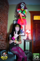 OddCake Presents - Halloween is October 31st (2012) @ KungFu Necktie, Philly 0196