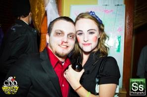 OddCake Presents - Halloween is October 31st (2012) @ KungFu Necktie, Philly 0197
