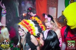 OddCake Presents - Halloween is October 31st (2012) @ KungFu Necktie, Philly 0204