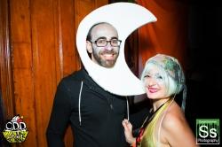 OddCake Presents - Halloween is October 31st (2012) @ KungFu Necktie, Philly 0207
