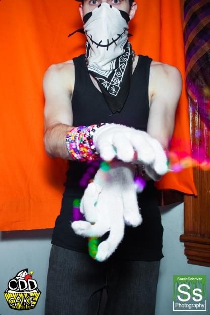 OddCake Presents - Halloween is October 31st (2012) @ KungFu Necktie, Philly 0219