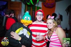 OddCake Presents - Halloween is October 31st (2012) @ KungFu Necktie, Philly 0220