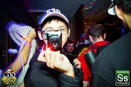OddCake Presents - Halloween is October 31st (2012) @ KungFu Necktie, Philly 0221