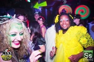 OddCake Presents - Halloween is October 31st (2012) @ KungFu Necktie, Philly 0232