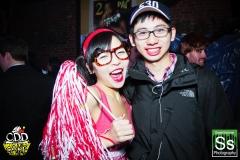 OddCake Presents - Halloween is October 31st (2012) @ KungFu Necktie, Philly 0236