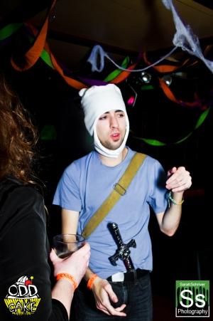 OddCake Presents - Halloween is October 31st (2012) @ KungFu Necktie, Philly 0239