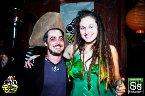 OddCake Presents - Halloween is October 31st (2012) @ KungFu Necktie, Philly 0249