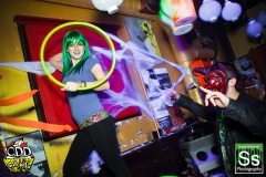 OddCake Presents - Halloween is October 31st (2012) @ KungFu Necktie, Philly 0259