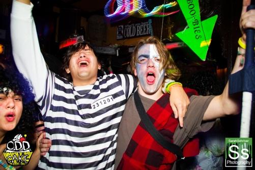 OddCake Presents - Halloween is October 31st (2012) @ KungFu Necktie, Philly 0269