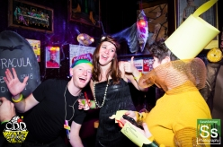 OddCake Presents - Halloween is October 31st (2012) @ KungFu Necktie, Philly 0270