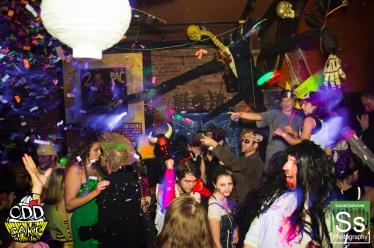 OddCake Presents - Halloween is October 31st (2012) @ KungFu Necktie, Philly 0276