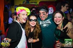 OddCake Presents - Halloween is October 31st (2012) @ KungFu Necktie, Philly 0283