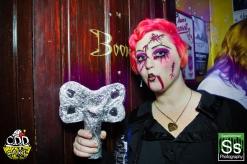 OddCake Presents - Halloween is October 31st (2012) @ KungFu Necktie, Philly 0289