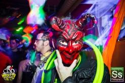 OddCake Presents - Halloween is October 31st (2012) @ KungFu Necktie, Philly 0292