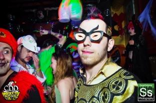 OddCake Presents - Halloween is October 31st (2012) @ KungFu Necktie, Philly 0295