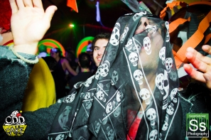 OddCake Presents - Halloween is October 31st (2012) @ KungFu Necktie, Philly 0300