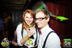 OddCake Presents - Halloween is October 31st (2012) @ KungFu Necktie, Philly 0310
