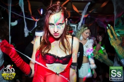 OddCake Presents - Halloween is October 31st (2012) @ KungFu Necktie, Philly 0314