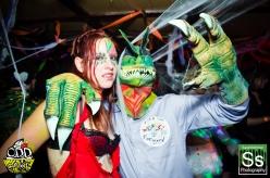 OddCake Presents - Halloween is October 31st (2012) @ KungFu Necktie, Philly 0315