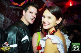 OddCake Presents - Halloween is October 31st (2012) @ KungFu Necktie, Philly 0322