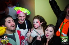 OddCake Presents - Halloween is October 31st (2012) @ KungFu Necktie, Philly 0333