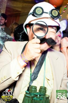 OddCake Presents - Halloween is October 31st (2012) @ KungFu Necktie, Philly 0337