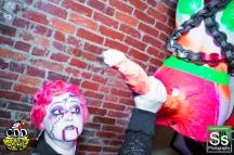 OddCake Presents - Halloween is October 31st (2012) @ KungFu Necktie, Philly 0339