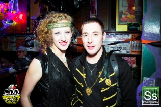 OddCake Presents - Halloween is October 31st (2012) @ KungFu Necktie, Philly 0341