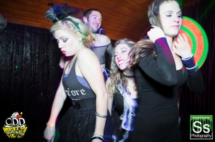 OddCake Presents - Halloween is October 31st (2012) @ KungFu Necktie, Philly 0354