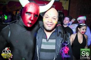 OddCake Presents - Halloween is October 31st (2012) @ KungFu Necktie, Philly 0356