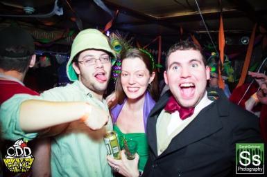 OddCake Presents - Halloween is October 31st (2012) @ KungFu Necktie, Philly 0360
