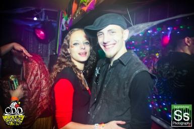 OddCake Presents - Halloween is October 31st (2012) @ KungFu Necktie, Philly 0365