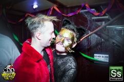 OddCake Presents - Halloween is October 31st (2012) @ KungFu Necktie, Philly 0376