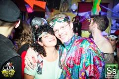 OddCake Presents - Halloween is October 31st (2012) @ KungFu Necktie, Philly 0379