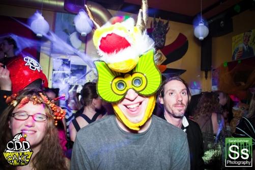 OddCake Presents - Halloween is October 31st (2012) @ KungFu Necktie, Philly 0380