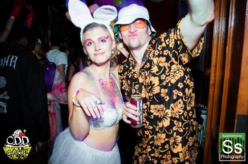 OddCake Presents - Halloween is October 31st (2012) @ KungFu Necktie, Philly 0390