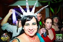 OddCake Presents - Halloween is October 31st (2012) @ KungFu Necktie, Philly 0405
