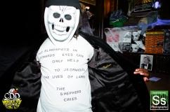 OddCake Presents - Halloween is October 31st (2012) @ KungFu Necktie, Philly 0408