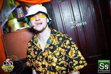 OddCake Presents - Halloween is October 31st (2012) @ KungFu Necktie, Philly 0412