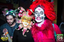 OddCake Presents - Halloween is October 31st (2012) @ KungFu Necktie, Philly 0436