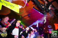 OddCake Presents - Halloween is October 31st (2012) @ KungFu Necktie, Philly 0438