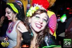 OddCake Presents - Halloween is October 31st (2012) @ KungFu Necktie, Philly 0444