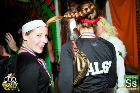OddCake Presents - Halloween is October 31st (2012) @ KungFu Necktie, Philly 0449