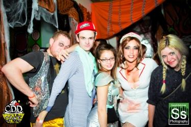 OddCake Presents - Halloween is October 31st (2012) @ KungFu Necktie, Philly 0457