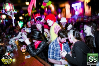 OddCake Presents - Halloween is October 31st (2012) @ KungFu Necktie, Philly 0464