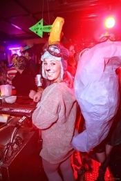 OddCake Presents - Halloween is October 31st (2012) @ KungFu Necktie, Philly - Photography by Red Lite photos_15